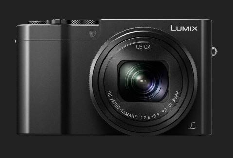 Panasonic Lumix DMC-TZ100 - black 0