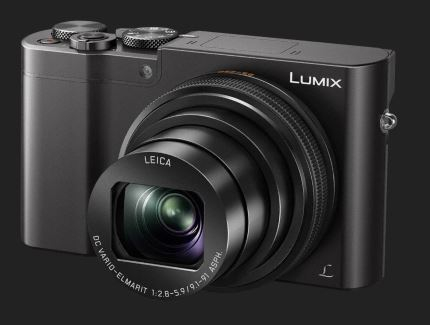 Panasonic Lumix DMC-TZ100 - black 1