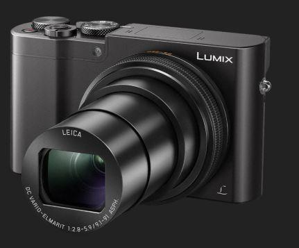Panasonic Lumix DMC-TZ100 - black 2