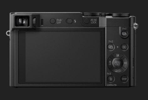 Panasonic Lumix DMC-TZ100 - black 4