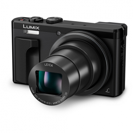 Panasonic Lumix DMC-TZ80 - black 1