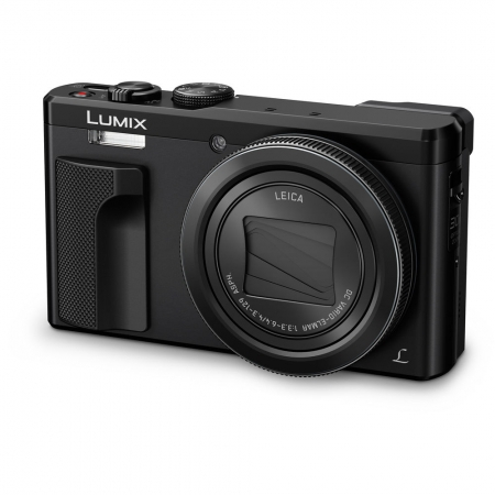Panasonic Lumix DMC-TZ80 - black 2