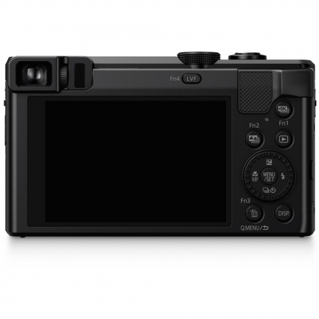 Panasonic Lumix DMC-TZ80 - black 3
