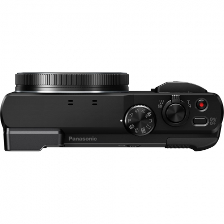 Panasonic Lumix DMC-TZ80 - black 4