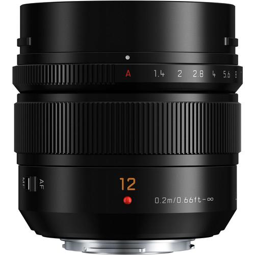 Panasonic Lumix G Leica DG Summilux 12mm f/1.4 ASPH - montura m4/3 (MFT) 2