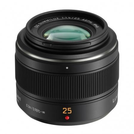 Panasonic Lumix G Leica DG Summilux 25mm f/1.4 - montura m4/3 (MFT) 0
