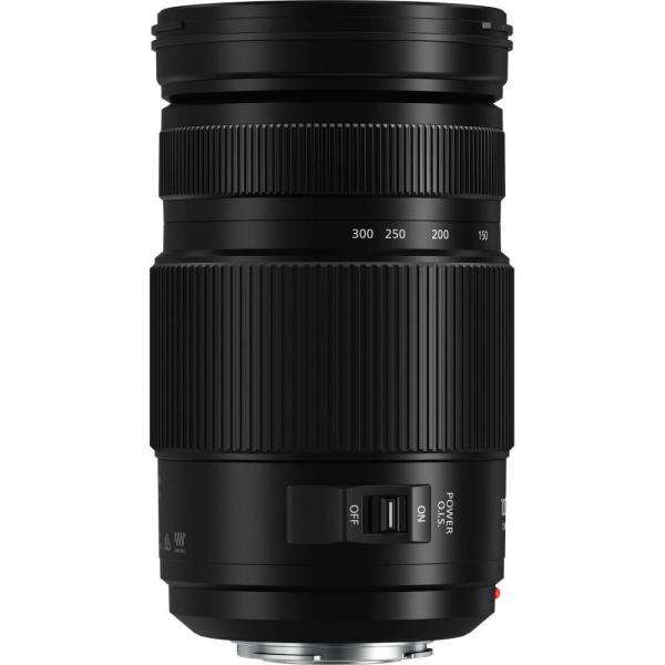 Panasonic Lumix G Vario 100-300mm /f4-5,6 II Power OIS - montura m4/3 (MFT) , SECOND HAND 3