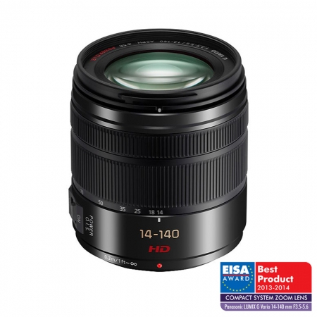 Panasonic LUMIX G VARIO 14-140mm f/3.5-5.6 ASPH. POWER O.I.S - montura m4/3 (MFT) 0