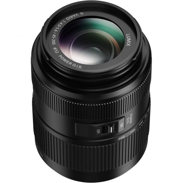 Panasonic Lumix G Vario 45-200mm f/4-5,6 II Power OIS MFT - montura m4/3 (MFT)