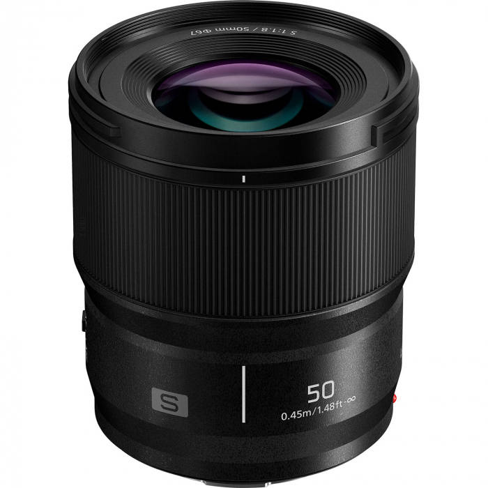 Panasonic Lumix S 50mm f/1.8 - obiectiv montura L pentru Full Frame [0]