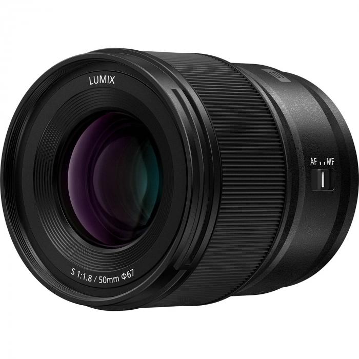 Panasonic Lumix S 50mm f/1.8 - obiectiv montura L pentru Full Frame [3]