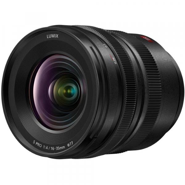 Panasonic Lumix S PRO 16-35mm f/4  - montura L pentru Full Frame 2