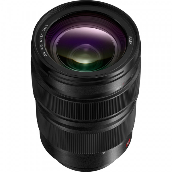 Panasonic Lumix S PRO 24-70mm f/2.8  - montura L pentru Full Frame 4