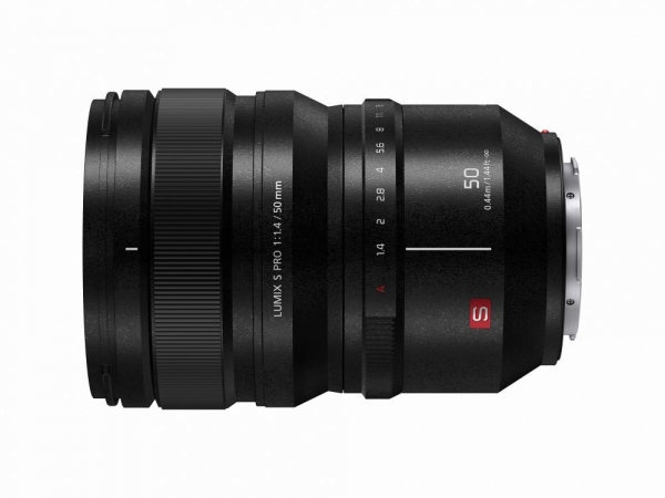 Panasonic Lumix S PRO 50mm f/1.4 - obiectiv montura L pentru Full Frame 2
