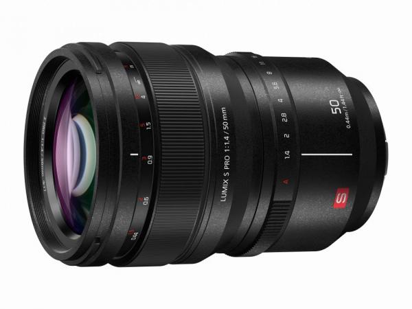 Panasonic Lumix S PRO 50mm f/1.4 - obiectiv montura L pentru Full Frame 1