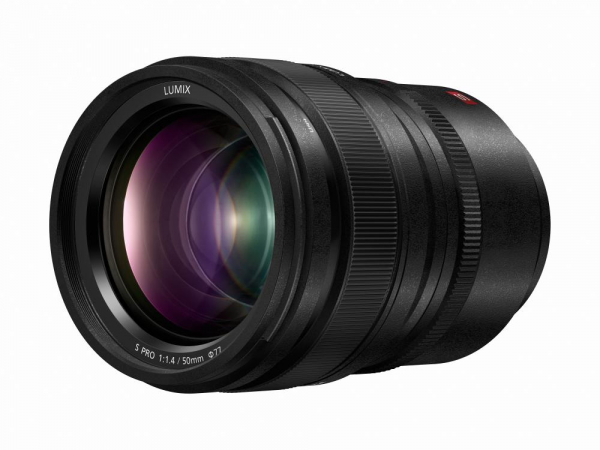 Panasonic Lumix S PRO 50mm f/1.4 - obiectiv montura L pentru Full Frame 0
