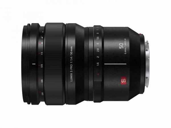 Panasonic Lumix S PRO 50mm f/1.4 - obiectiv montura L pentru Full Frame 3