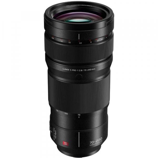 Panasonic Lumix S PRO 70-200mm f/2.8 O.I.S. - montura L pentru Full Frame [1]
