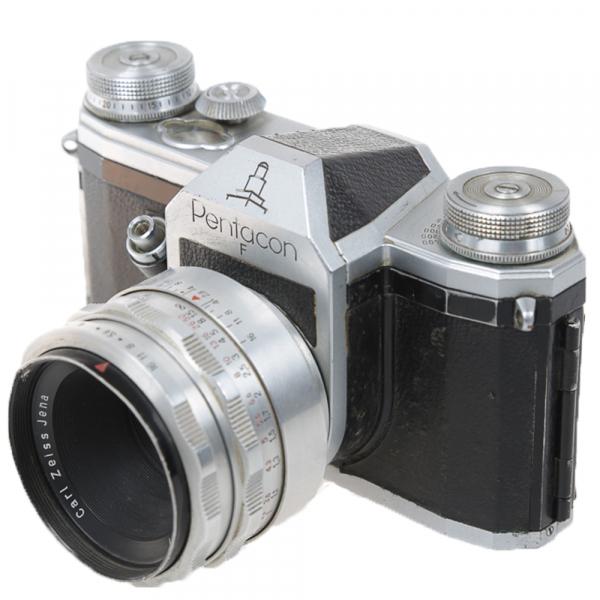 Pentacon F, Tessar2,8/50mm 3