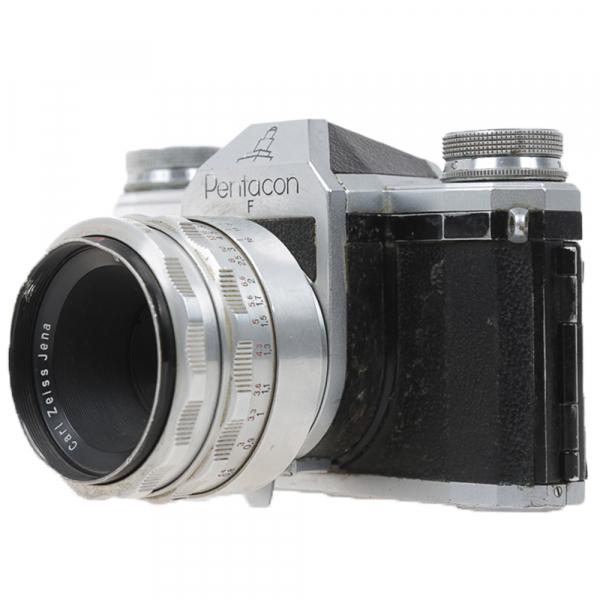 Pentacon F, Tessar2,8/50mm 0