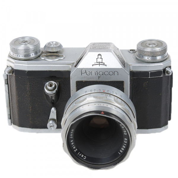 Pentacon F, Tessar2,8/50mm 4