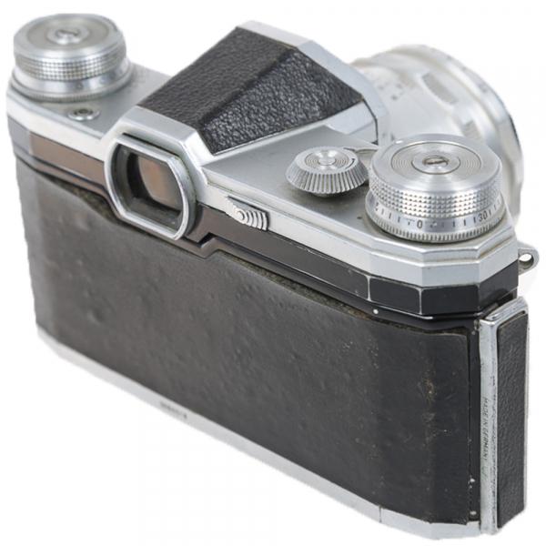 Pentacon F, Tessar2,8/50mm 8