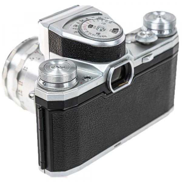 Pentacon FB, Tessar 2,8/50mm 8