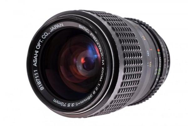 Pentax 35-70mm f/2.8-3.5 SMC (S.H.) 0