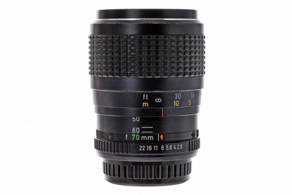 Pentax 35-70mm f/2.8-3.5 SMC (S.H.) 1