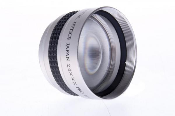 Photo 2.0X pe 37mm teleconverter (S.H.) 1