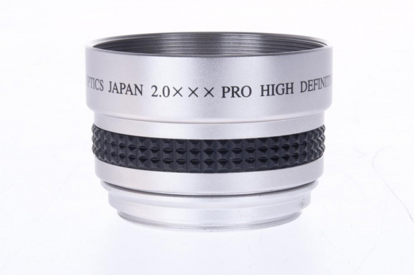 Photo 2.0X pe 37mm teleconverter (S.H.) 0