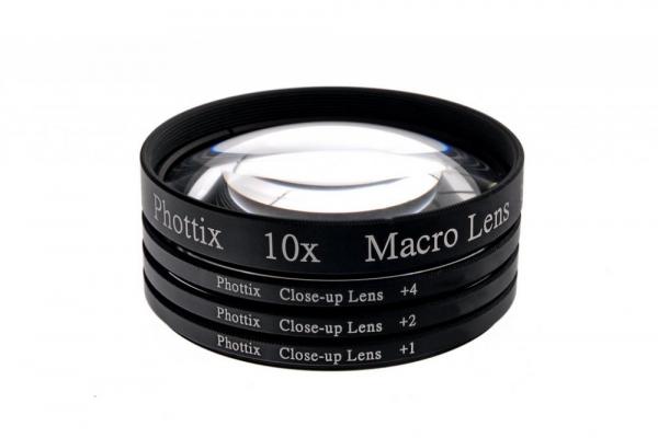 Phottix 52mm set +1, +2, +4,  10x macro (apropiere) [0]