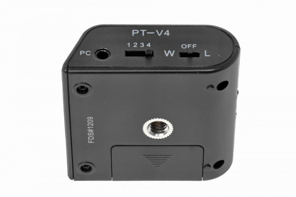 Phottix Aster PT-V4 receptor  radio si optic 3