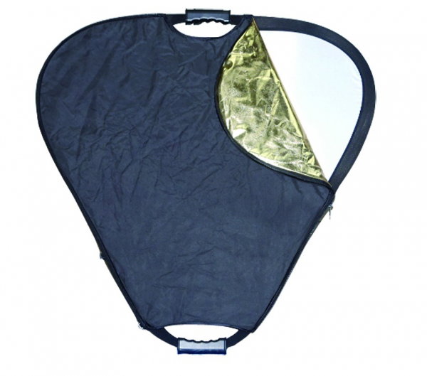 Phottix blenda Premium triunghiulara 5 fete / 80cm cu maner 0