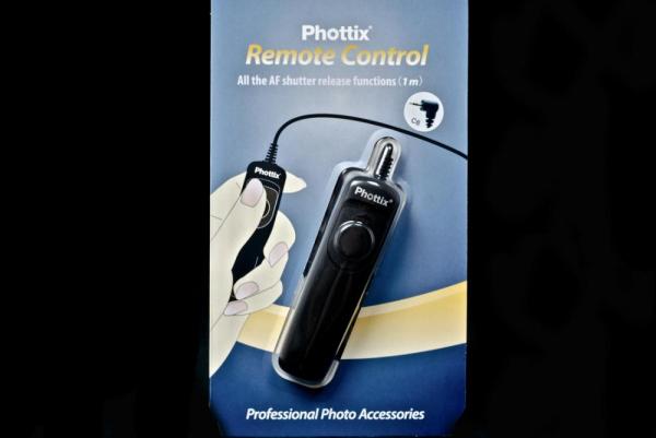 Phottix C6  Small cu fir 1m, pentru Canon DSLR si Olympus OM-D M1 Mark II [0]