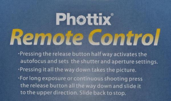 Phottix C8 Small cu fir 1m pt Canon 5D Mk II/ III/ IV/S /R , 7D 1