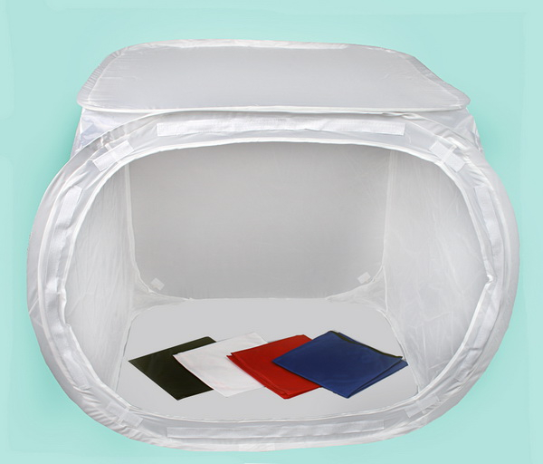 Phottix cort fotografie de produs sau macro 80cm  x 80cm  x 80cm 0