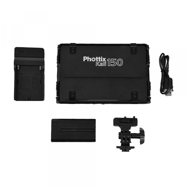 Phottix Kali 150 - Lampa video LED 2