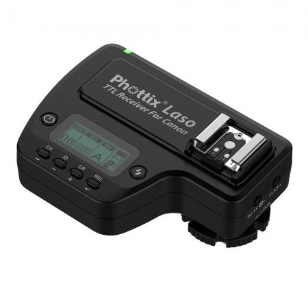 Phottix Laso TTL - receptor pentru Canon [0]