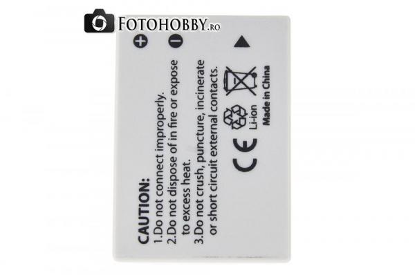 Phottix NB-10L , acumullator foto pentru Canon G1X, G15, SX40, SX50 [1]