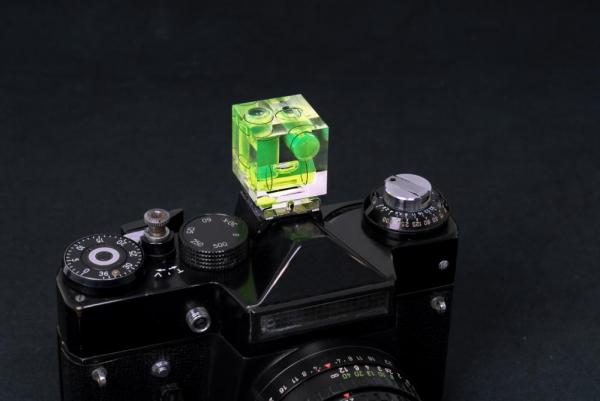 Phottix nivela pentru patina, 3D (bula nivel) [1]