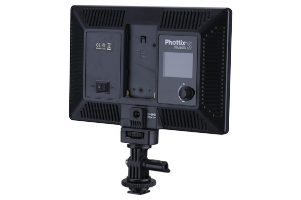 Phottix Nuada S - Lampa video LED 1