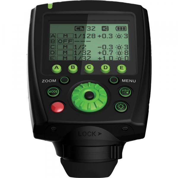 Phottix Odin II TTL Flash Transmitter - transmitator pentru Canon 2