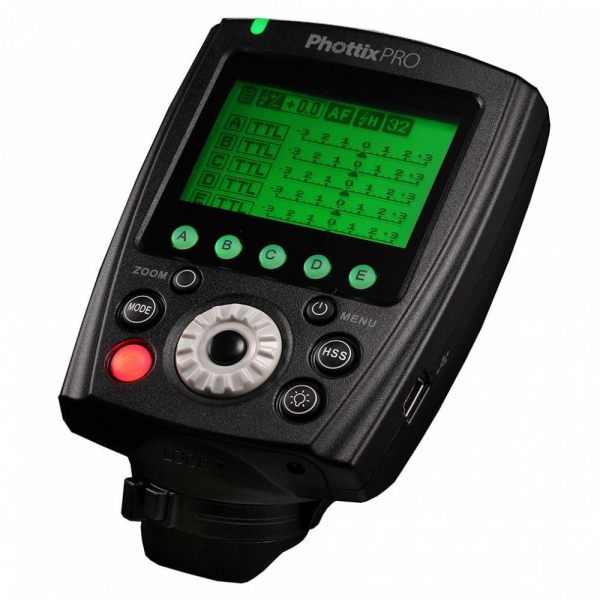 Phottix Odin II TTL Flash Transmitter - transmitator pentru Canon 0