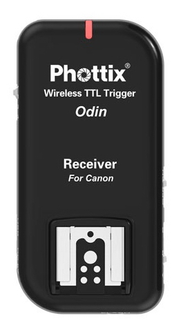 Phottix Odin TTL flash receptor pentru Canon 0