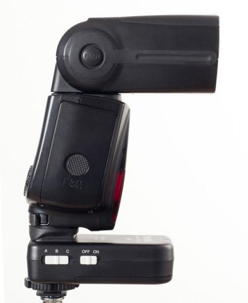 Phottix Odin TTL flash receptor pentru Canon 1