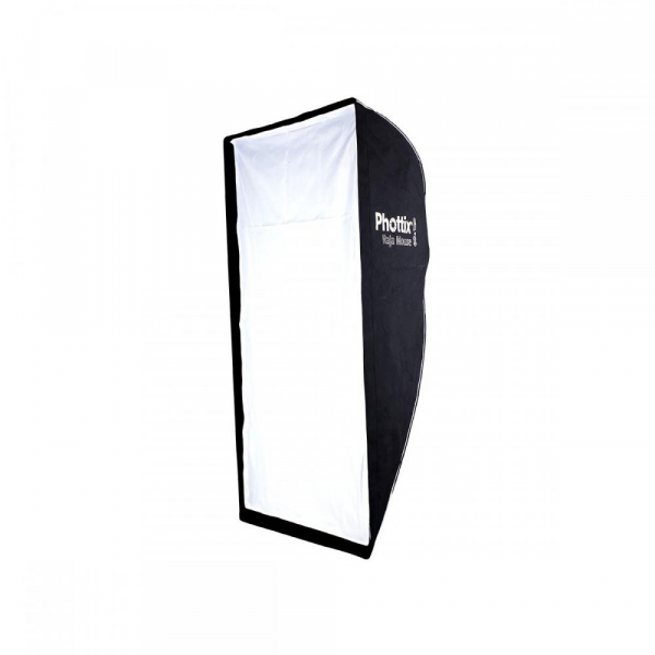 Phottix Raja Mouse Quick-Folding softbox 60x120cm + grid + montura Bowens 3