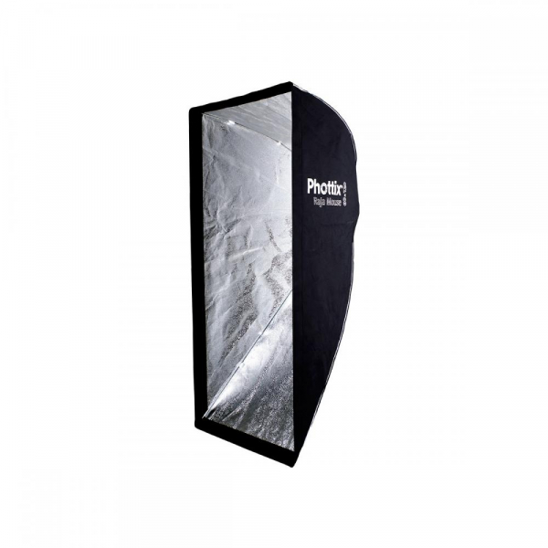 Phottix Raja Mouse Quick-Folding softbox 60x120cm + grid + montura Bowens 2