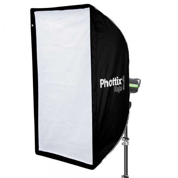 Phottix Raja Quick-Folding Softbox 60x90cm + grid + montura Bowens 1