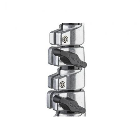Phottix Saldo 280 - Stativ lumini pneumatic 280cm 3